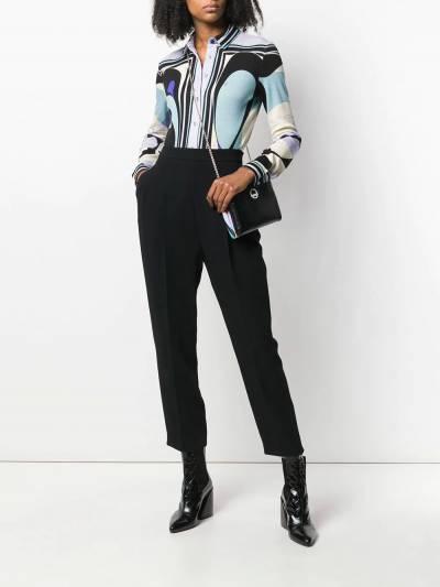 Emilio Pucci - рубашка на пуговицах Alex с принтом J969U356939690690000 - 2