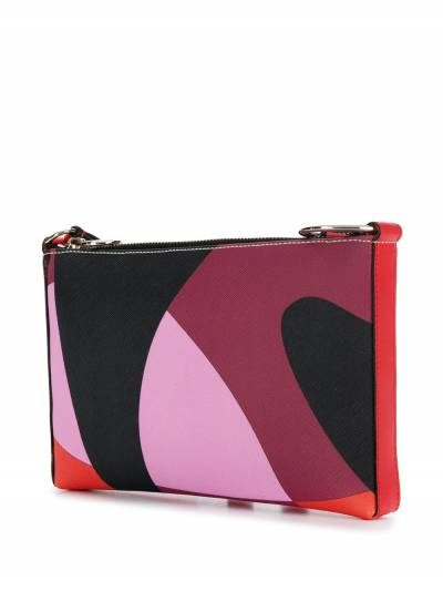 Emilio Pucci сумка-конверт Alex с принтом 9USD559U120 - 3