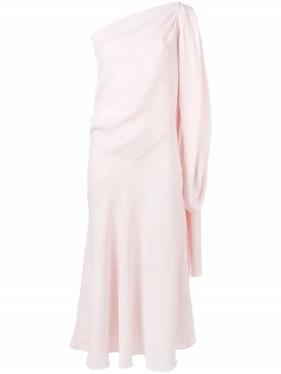 Esteban Cortazar - платье на одно плечо 90936630930000000000 - 1