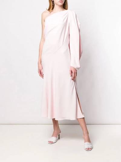 Esteban Cortazar - платье на одно плечо 90936630930000000000 - 2