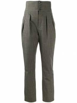 Faith Connexion клетчатые брюки с завышенной талией 19WW1565T00451