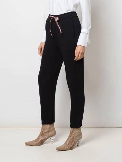 Burberry - спортивные брюки с вышитым логотипом 99999555636900000000 - 3