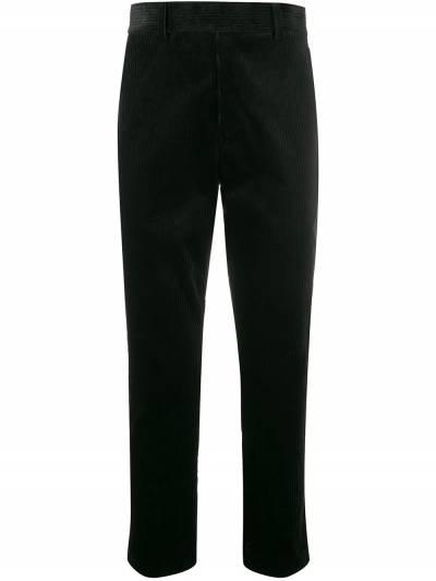 Haider Ackermann - вельветовые брюки прямого кроя 3566A996955853690000 - 1