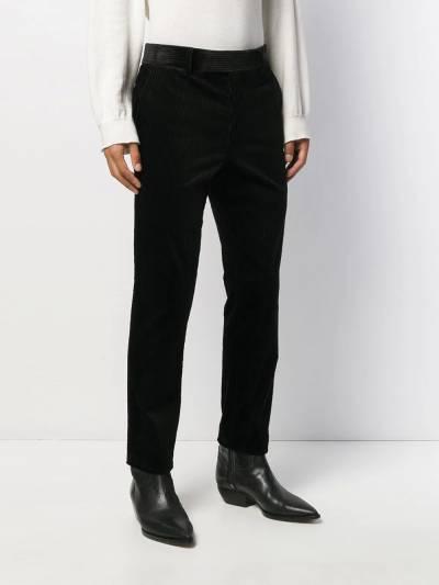 Haider Ackermann - вельветовые брюки прямого кроя 3566A996955853690000 - 3