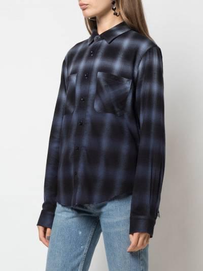 Amiri - plaid shirt 63350PD9555303900000 - 3