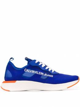 Calvin Klein Jeans кроссовки с логотипом S0583NUB