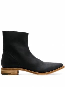 Premiata ботинки с застежкой на молнии 31405KUDU