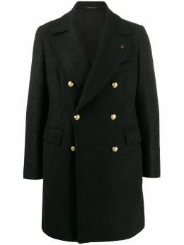Tagliatore двубортное пальто CSBLM0B77UIC208