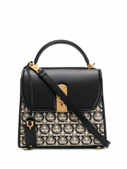 Salvatore Ferragamo маленькая сумка-тоут Boxyz 721040002