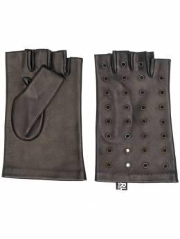 Karl Lagerfeld перчатки с люверсами KL190319990