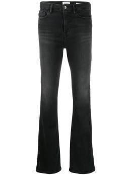 Frame расклешенные джинсы средней посадки LMB710