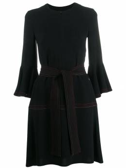 Talbot Runhof платье с поясом TORIANNA1UT15