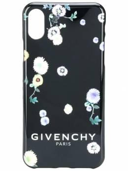 Givenchy чехол Fiori для iPhone X BB606CB0RB