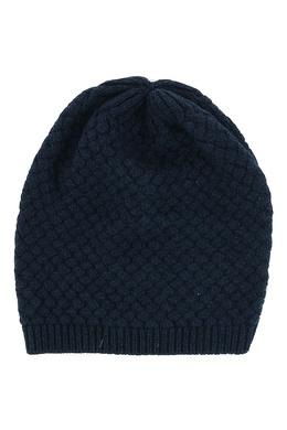 Синяя шапка Fedeli 680152123