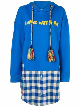 Mira Mikati худи оверсайз Come With Me SWT013
