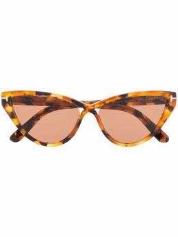 Tom Ford Eyewear солнцезащитные очки Charlie TF740