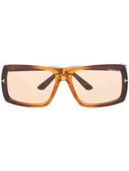 Tom Ford Eyewear солнцезащитные очки Rizzo TF730