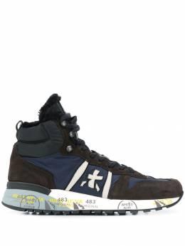 Premiata кроссовки с логотипом JEFF4274