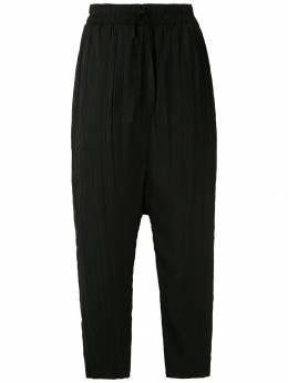 Uma | Raquel Davidowicz укороченные брюки Artesia CALCAARTESIA02SS20