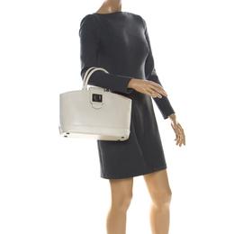 Louis Vuitton Ivorie Electric Epi Leather Mirabeau PM Bag 223771