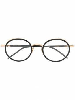 Thom Browne Eyewear очки в круглой оправе TBX8134901