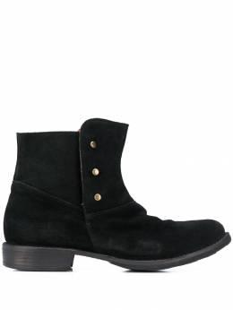 Fiorentini + Baker ботинки с заклепками ETA