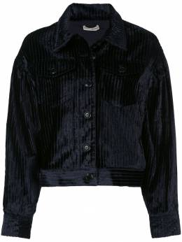 Ulla Johnson короткая вельветовая куртка FA190501