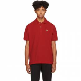 Lacoste Red Classic Polo L1212-52