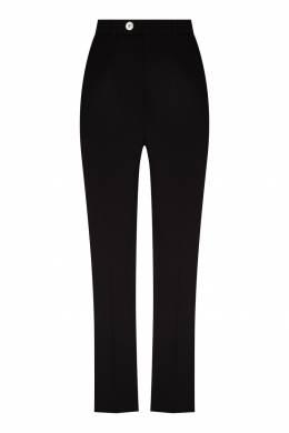 Черные брюки со стрелками Gucci 470151689