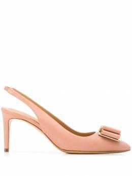Salvatore Ferragamo туфли Vara Bow с ремешком на пятке 714965