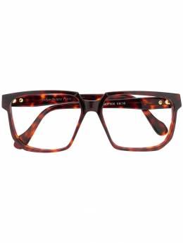 Yves Saint Laurent Pre-Owned солнцезащитные очки 1990-х годов в квадратной оправе YVES150X