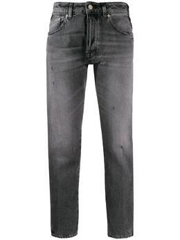 Golden Goose джинсы скинни с лампасами G35WP108A2