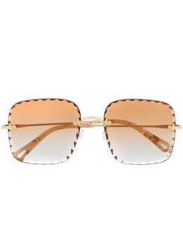 Chloe Eyewear солнцезащитные очки Rosie CE161S