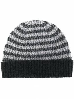 Pringle Of Scotland - шапка с узором 66995699385000000000