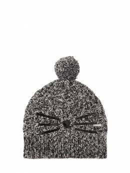 Шапка Из Хлопка Karl Lagerfeld 70IOFN058-MDlC0