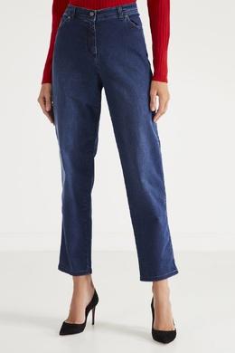 Темно-синие джинсы St. John 165597123