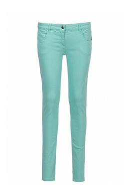 Голубые джинсы-скинни Patrizia Pepe 1748152562