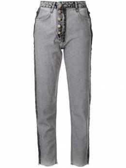 Litkovskaya джинсы с эффектом изнанки P09FW20
