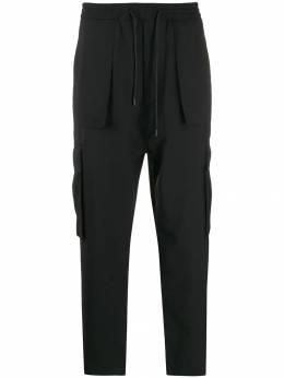 Juun.J спортивные брюки с карманами карго JC9921P435