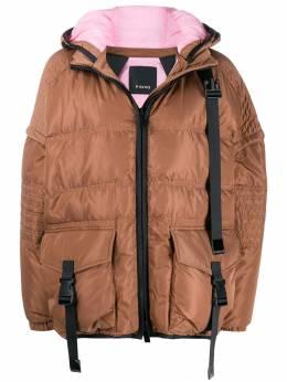 Pinko куртка-пуховик 1N12HCY64BL37