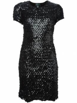 Jean Paul Gaultier Pre-Owned платье с пайетками JPGAU950