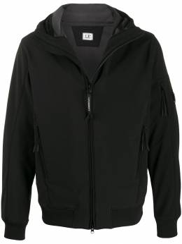 C.P. Company куртка на молнии с капюшоном 07CMOW013A005242A