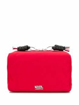 Karl Lagerfeld - косметичка с логотипом W3098955669950000000