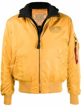 Alpha Industries куртка MA1 D-Tec 183110