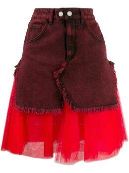 Brognano многослойная юбка 27BR1DJ03194783