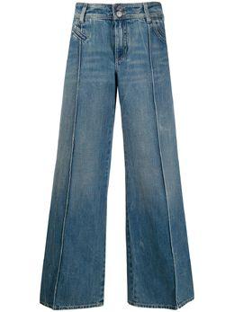Givenchy расклешенные джинсы BW50EX50CB