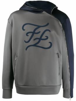 Fendi худи с логотипом FY0997A9II