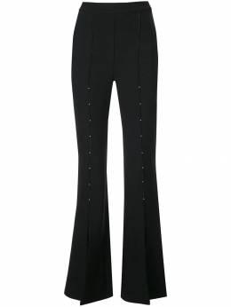 Ellery расклешенные брюки с завышенной талией 9PP425SUE