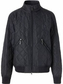 Burberry стеганая куртка с терморегуляцией 8021391