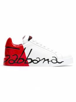 Dolce&Gabbana Portofino sneakers CK1520AI053